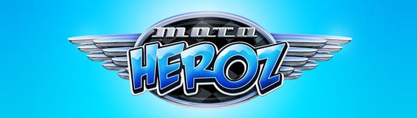 MotoHeroz, descarga este juego de carreras locas para Wii