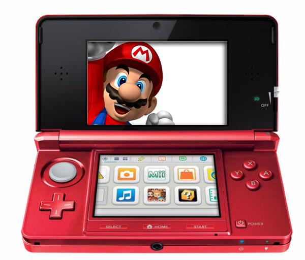 Nintendo 3DS, con más color, grabadora de vídeo y 2 juegos de Mario