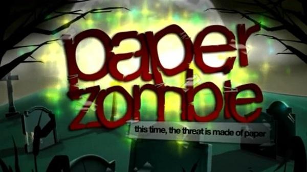 Paper zombie, descarga gratis este juego de zombis en Android