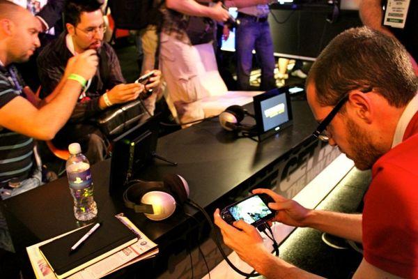 Prueba y juega con PS Vita en la Gamefest 2011 de Madrid