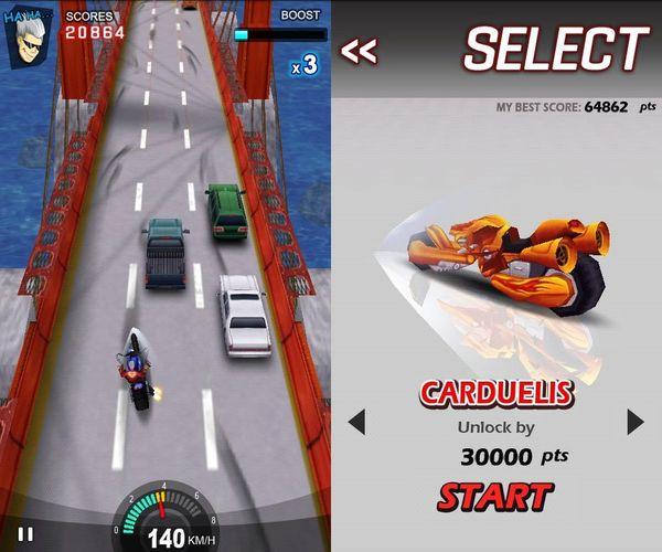 Descarga gratis Racing Moto para Android