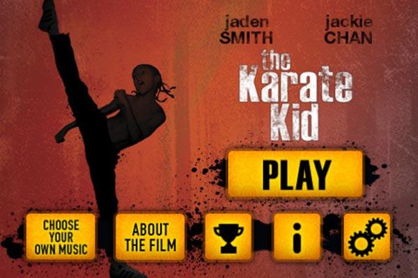 Karate Kid, descarga gratis este juego de habilidad para iPhone