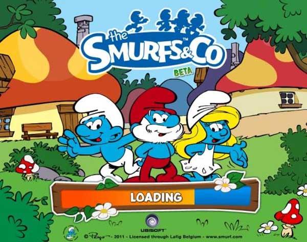 The Smurfs & Co, el juego de Los Pitufos en Facebook