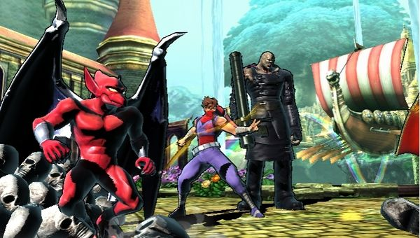 Ultimate Marvel vs Capcom 3 saldrá también en PS Vita