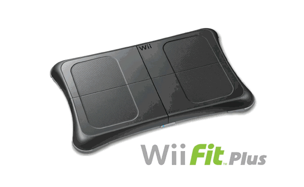 Wii Fit Plus, un nuevo pack exclusivo con una WiiBoard negra