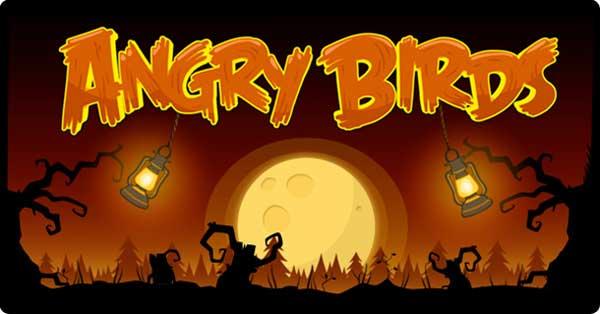 Angry Birds, Halloween será la temática de la próxima actualización