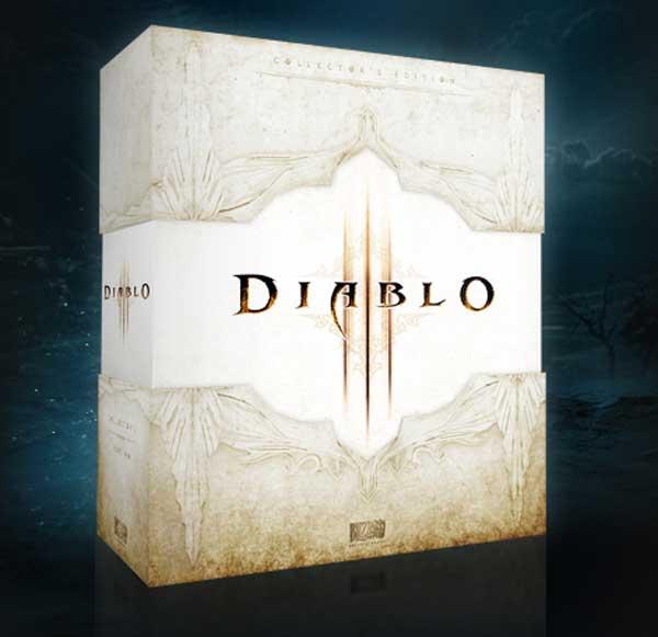 Diablo III, Blizzard presenta la edición coleccionista del juego de rol