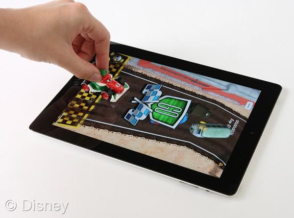 Disney saca un tipo de juguetes que funcionan con iPad