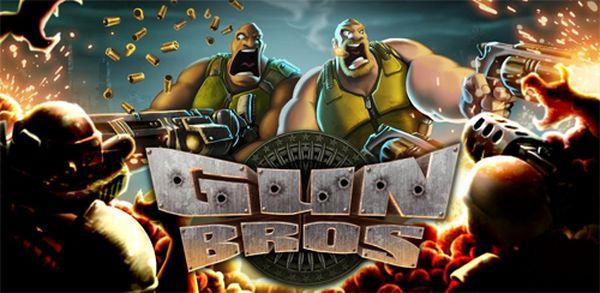 Gun Bros, descarga gratis este juego de disparos para iPhone