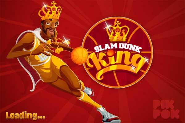 Slam Dunk King, descarga gratis este juego de habilidad para iPhone