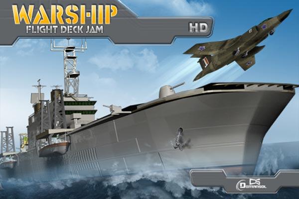 Warship Flight Deck Jam, descarga este juego para iPhone por tiempo limitado