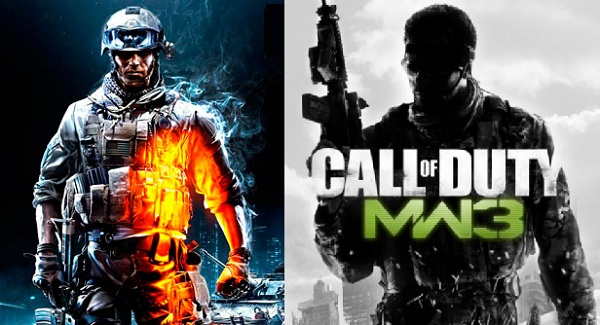 Modern Warfare 3 vs Battlefield 3, comparativa a fondo