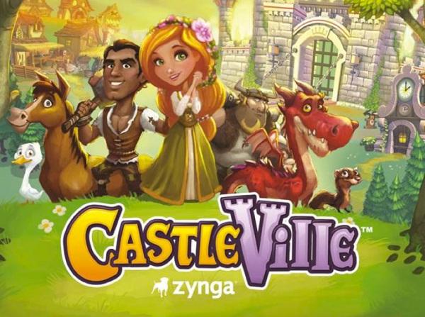 CastleVille, Zynga apuesta por el juego multijugador masivo