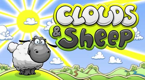 Clouds and Sheep, descarga gratis este juego para Android