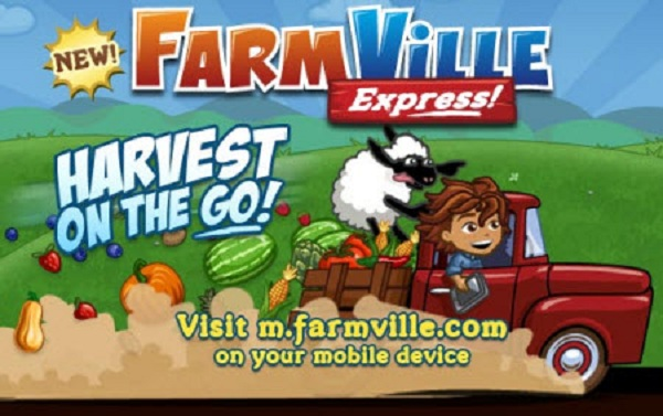 Facebook, FarmVille y Magic Land disponibles desde tu móvil