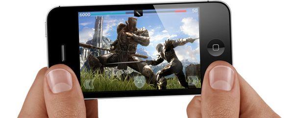 iPhone 4S, el nuevo teléfono de Apple será muy jugón