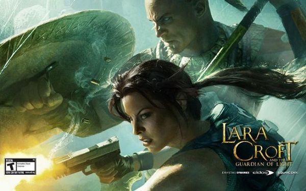 Lara Croft and the Guardian of Light llegará al Xperia Play