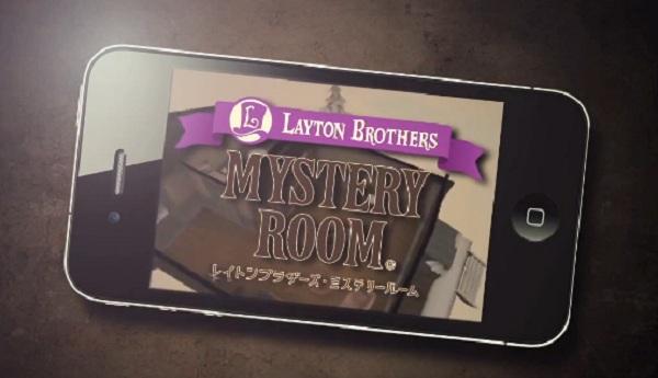 Profesor Layton, el juego de puzzles da el salto a iPhone