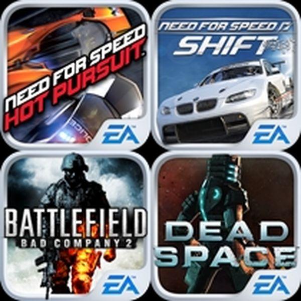 Descarga gratis cuatro juegos de EA para el Xperia Play