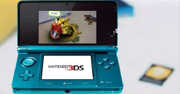 Graba vídeos en 3D con Nintendo 3DS el cuatro de noviembre