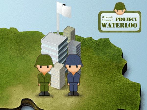 Project Waterloo, nuevo juego de estrategia en Facebook de Microsoft
