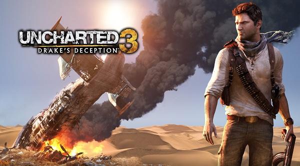 Uncharted 3, el juego de aventura sumergirá más al jugador