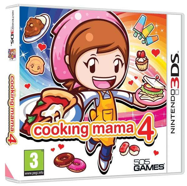 Cooking Mama, nuevas entregas pronto a la venta para Nintendo DS y 3DS