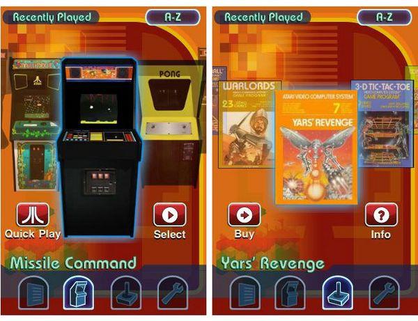 Atari Greatest Hits, los juegos clásicos de Atari ya para Android