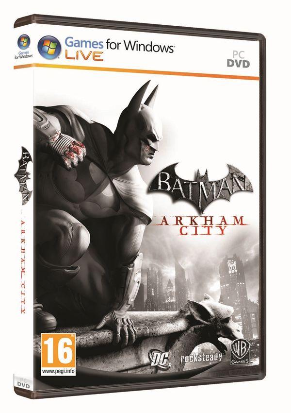 Batman: Arkham City, el último juego de Batman llega a Pc