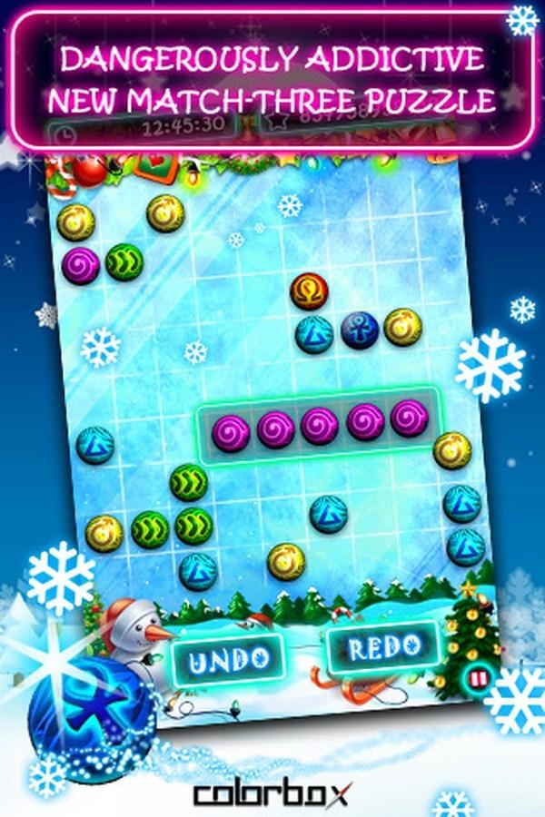 Christmas Buzzle 01