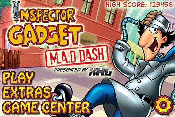 Descarga gratis el juego del Inspector Gadget para iPhone