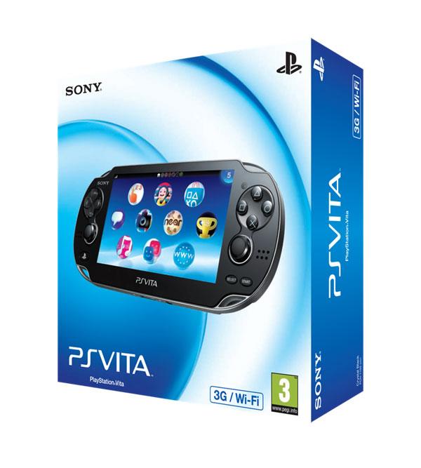 PS Vita, Vodafone será la compañía que suministre 3G a la consola