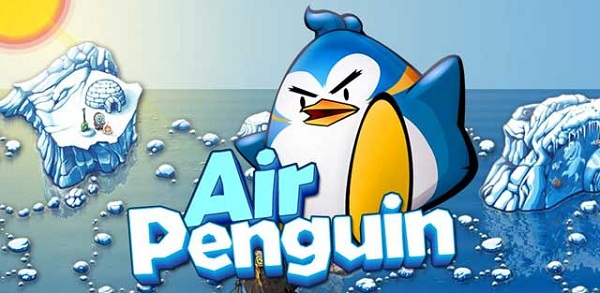Air Penguin, descarga gratis este juego de habilidad para Android