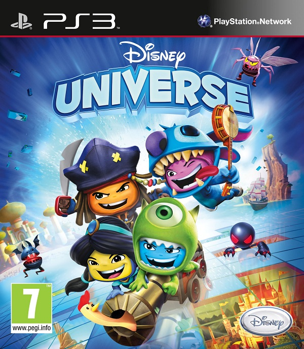 Disney Universe, descarga gratis su demo jugable