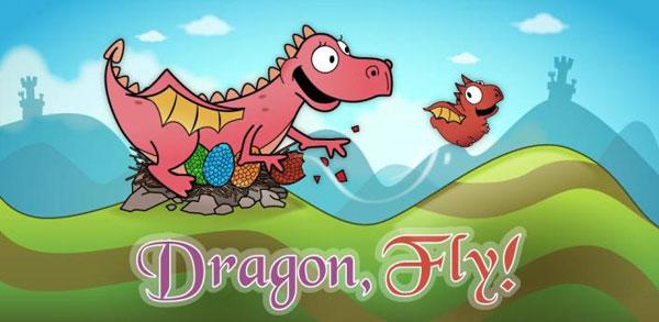 Dragon Fly!, descarga gratis este juego de habilidad para Android