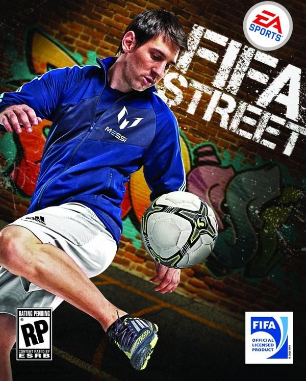 Messi nueva imagen de la franquicia FIFA
