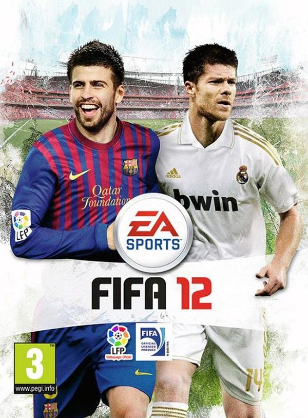 FIFA 12, el juego de fútbol más vendido de España