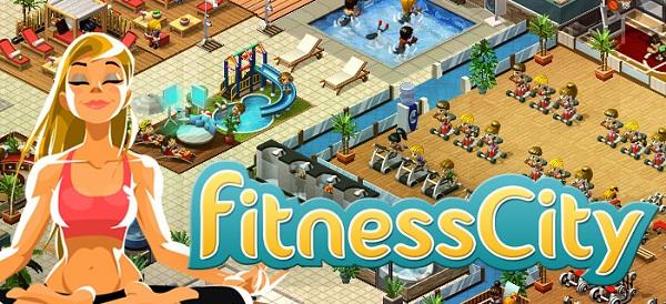 Fitness City, gestiona tu propio gimnasio para Facebook