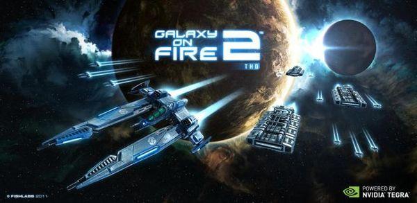 Descarga el juego Galaxy On Fire 2 gratis para el Xperia Play