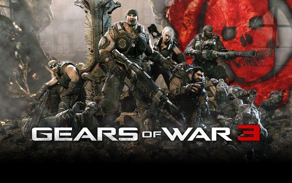 Gears of War 3, Epic lanza un parche con arreglos y novedades
