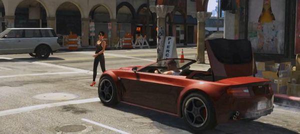 GTA V, RockStar muestra el primer trailer de GTA V