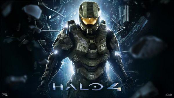 Se confirma que Halo 4 saldrá para Xbox 360