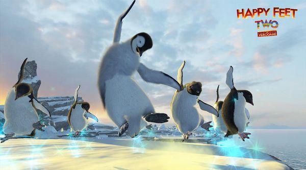 Happy Feet 2, ya a la venta el juego oficial de la película de animación