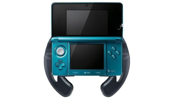 Mario Kart 7, anunciado el mando para Nintendo 3DS