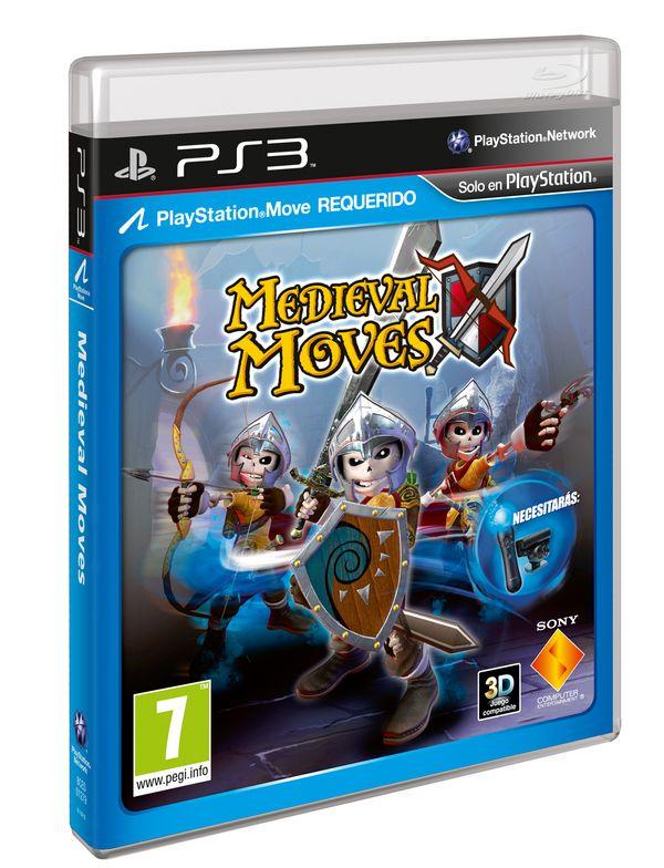 Medieval Moves, conviértete en un guerrero medieval con este juego para PS Move