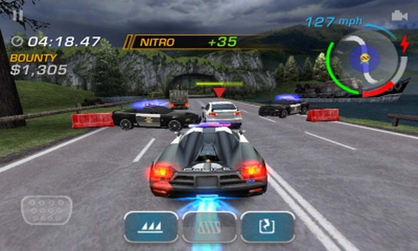 Need for Speed, gratis para móviles y tablets de Samsung