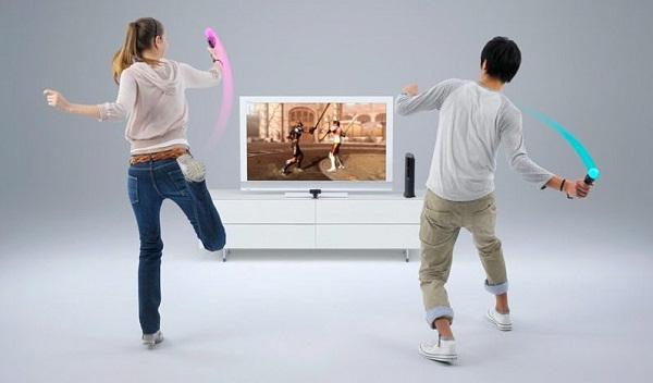 PlayStation Move aumenta su catálogo de juegos