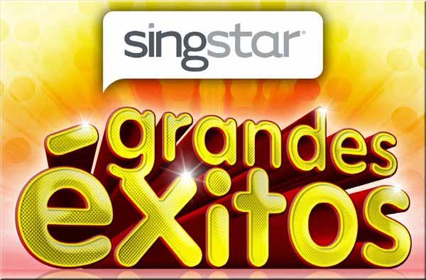 SingStar Grandes Éxitos, las mejores canciones españolas en un juego