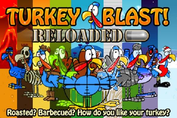 Turkey Blast, descarga gratis este juego de disparos para Android
