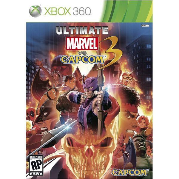 ultimate marvel vs capcom 3 playstation 3 xbox 360